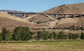 Galena Creek Bridge