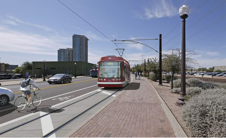 Streetcars, A Refinery, Bridges, A New Commercial Hub And More