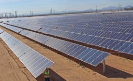 Red Rock Solar Plant