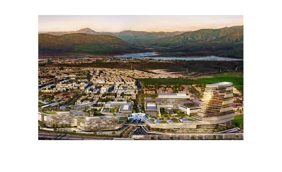 California Cities Bid on Amazon Headquarters | ENR