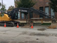 Chicago Water Main Replacement