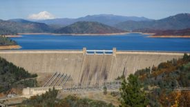 Shasta Dam Bureau of Reclamation