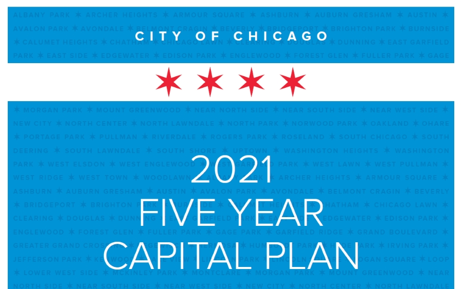 5-Year, $3.7-Billion Chicago Capital Projects Plan Clears Finance Committee, Headed for Council Vote