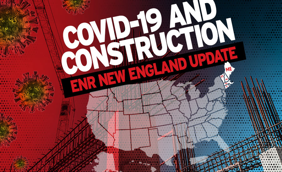 Latest New England Updates on the Coronavirus Pandemic