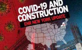 ENR New York coronavirus COVID-19 logo
