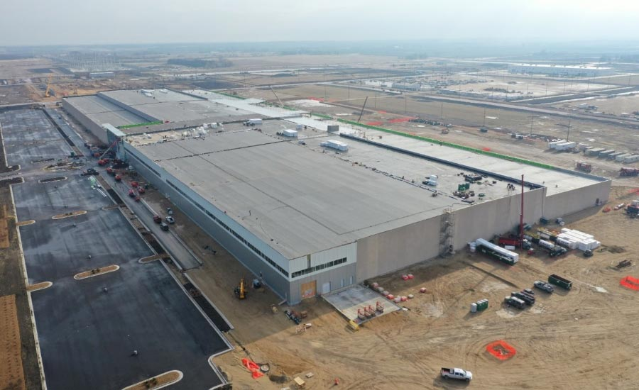 Foxconn Technology Group Wisconsin Fabrication Facility