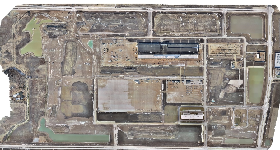 Foxconn Overall Wisconsin Site Plan