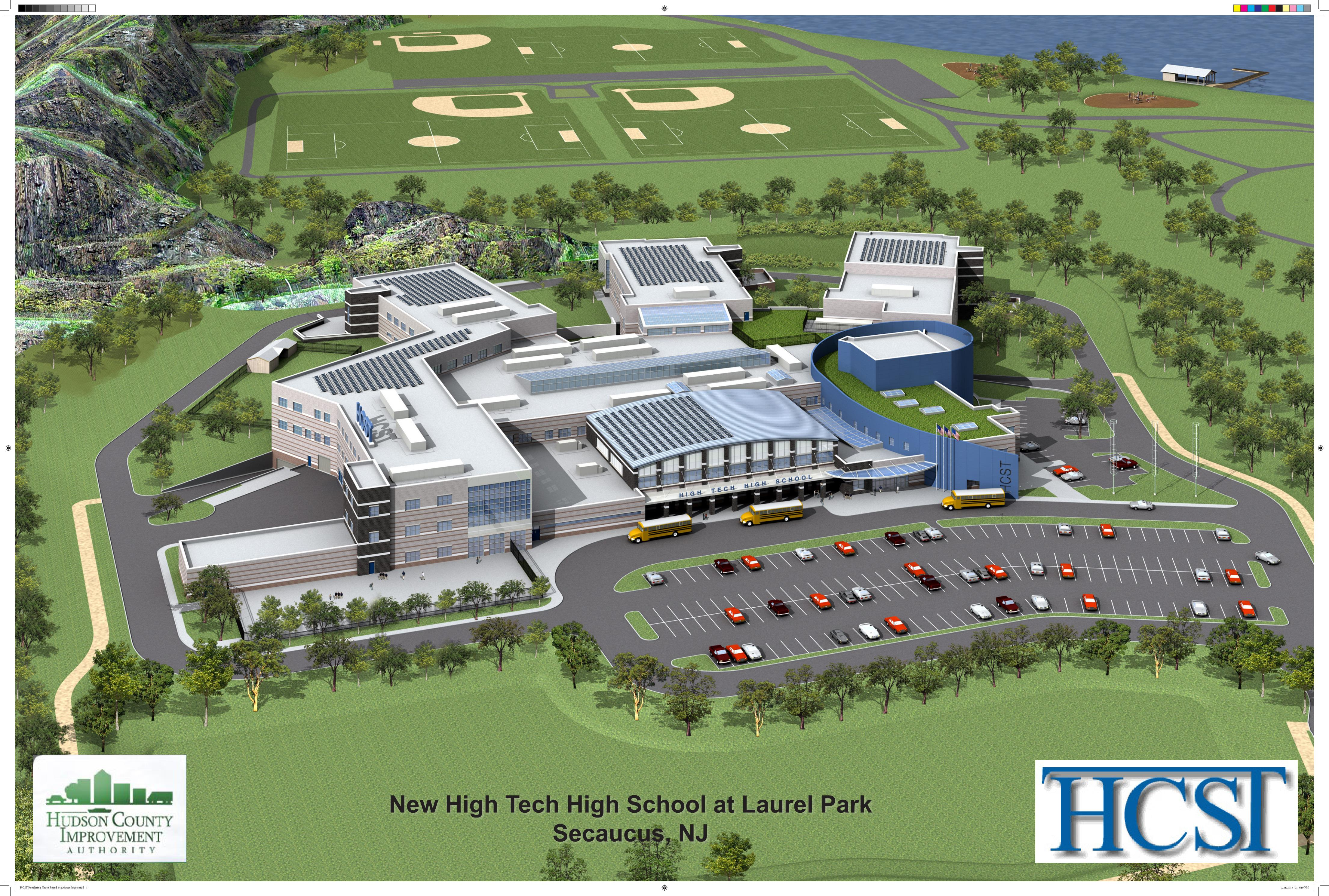 New Construction Methods in Play for NJ School Build