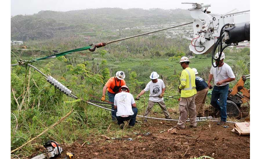 Opportunities and Challenges Ahead in Rebuilding Puerto Rico's Electric Grid