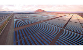 CENTINELA SOLAR ENERGY PROJECT