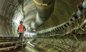 CENTRAL SUBWAY TUNNEL PROJECT