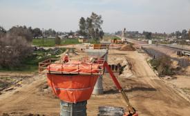 California's High-Speed Rail line