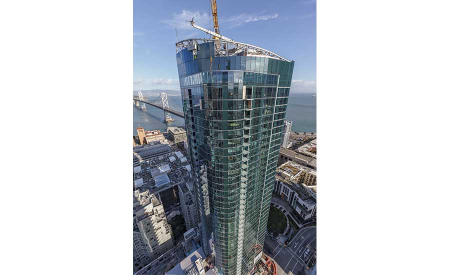 399 Fremont tower