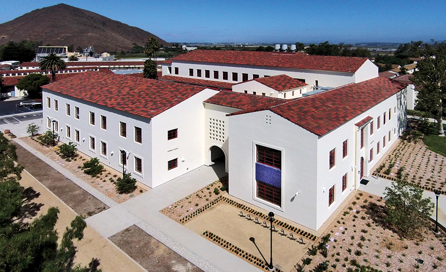 California State University, Channel Islands Sierra Hall