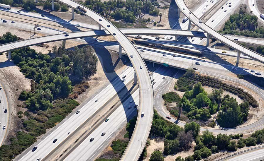 Highway/Bridge Best Project - Caltrans I-215 Bi-County HOV Gap