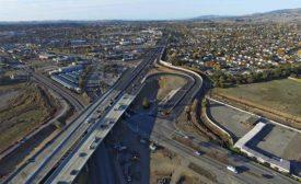 Highway 101/Route 116 interchange