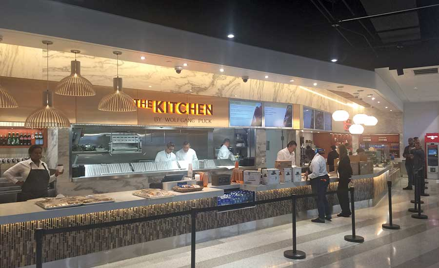 Wolfgang Puck Food Court