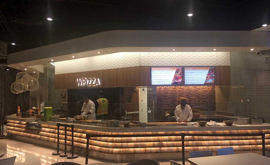Wolfgang Puck Food Court WPizza