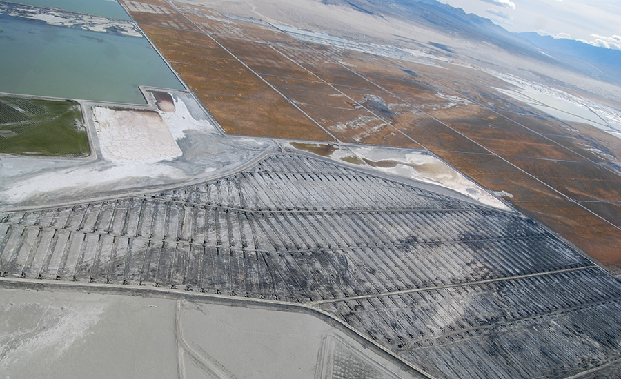 Owens Lake Dust Mitigation Program, Phase 7a