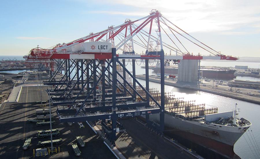 Port Of Long Beach Middle Harbor Redevelopment Program Phase 1