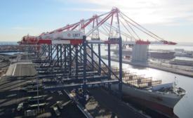 Port of Long Beach Middle Harbor Redevelopment Program, Phase 1
