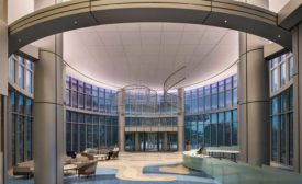 Kaiser Permanente's LEED Platinum hospita