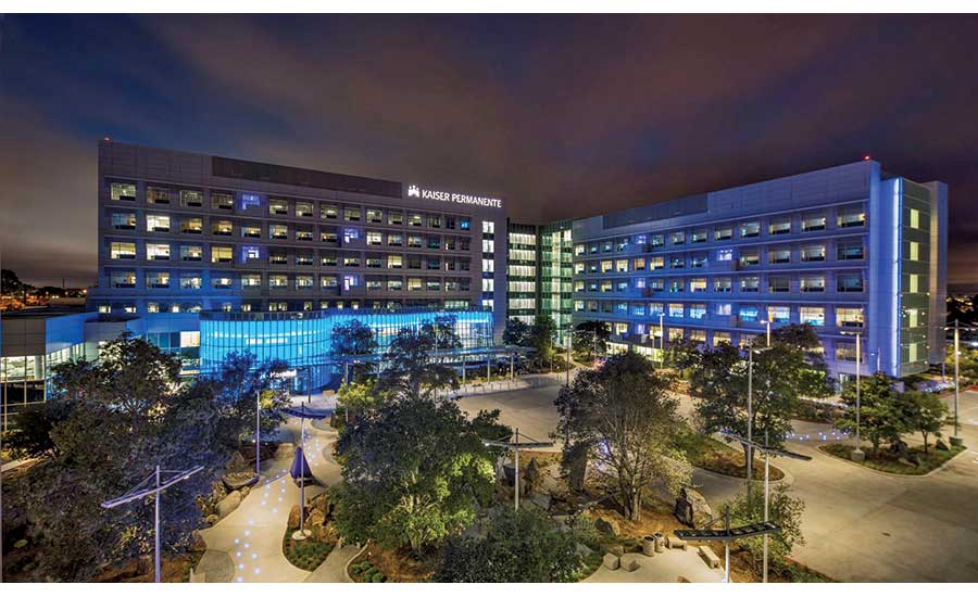 Kaiser Permanente's San Diego Medical Center