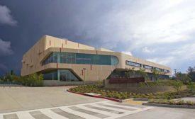 Claremont McKenna College - Roberts Pavilion
