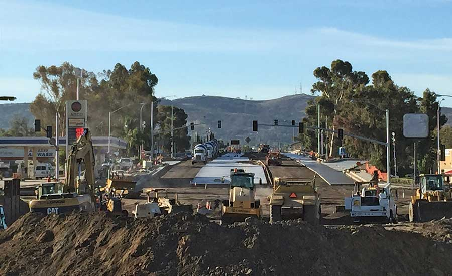 Nogales Street Grade Separation Project