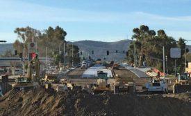 Nogales Street Grade Separation Project
