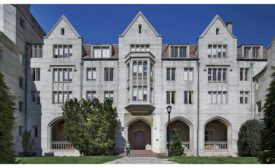 UC Berkeley Bowles Hall