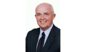 Civil engineer Terry Dooley