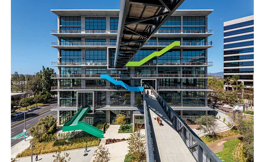 ENR California Best Projects 2018 Office/Retail/Mixed Use