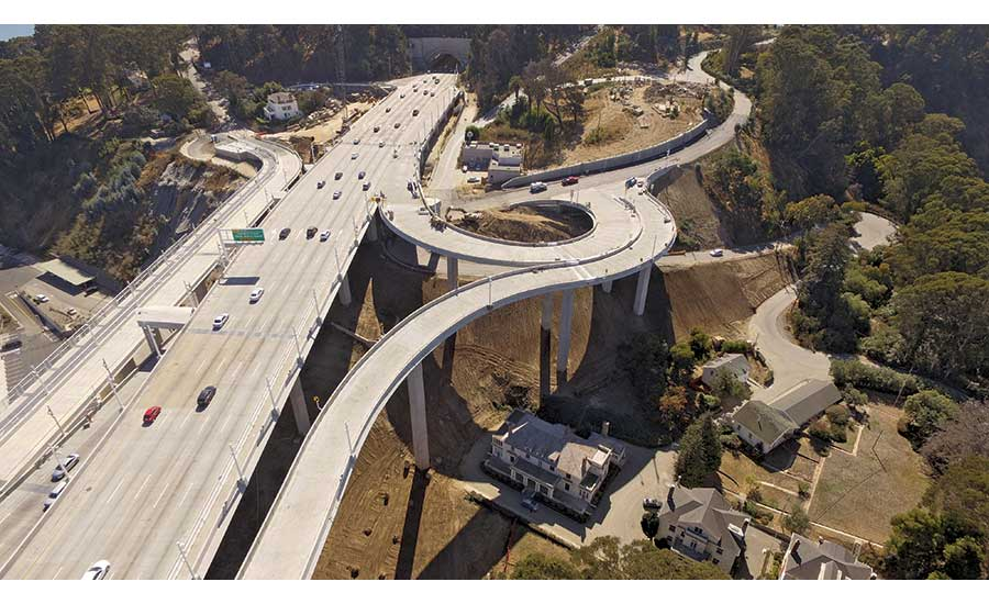 Interstate 80 - Yerba Buena Island Ramps