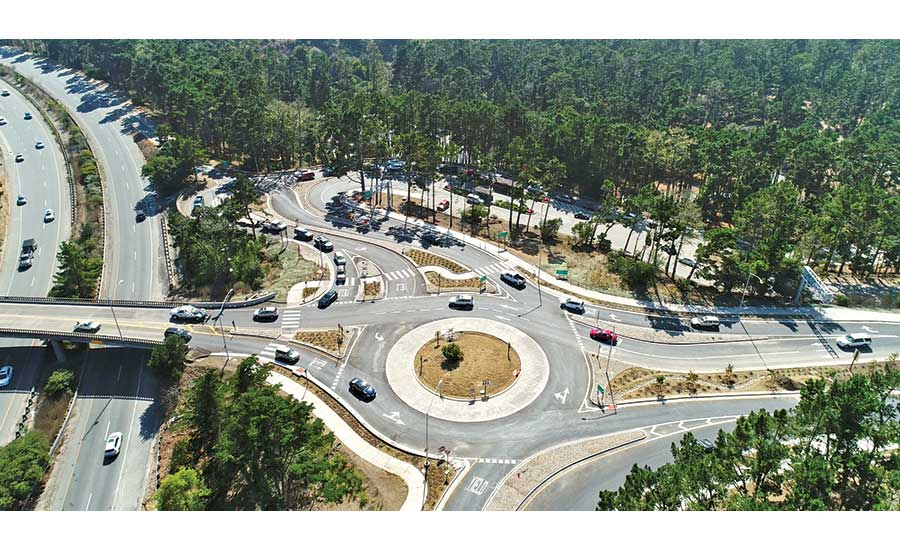 Holman Highway 68 Roundabout