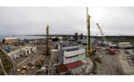 Humboldt Bay Power Plant Decommissioning - Caisson Removal