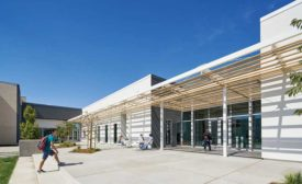 Solano Community College Biotechnology and Science Building