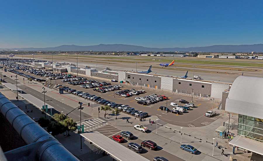 Mineta San Jose International Airport's Interim Facility