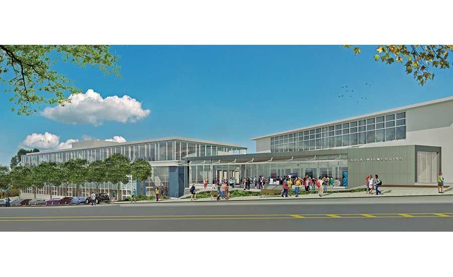 Lick-Wilmerding High School Campus Expansion and Renovation