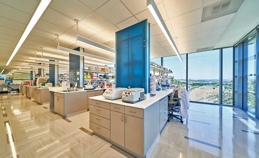 Spectrum IV / Vertex Pharmaceuticals Research & Development Site