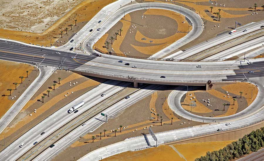 I-10/Jefferson Street Interchange