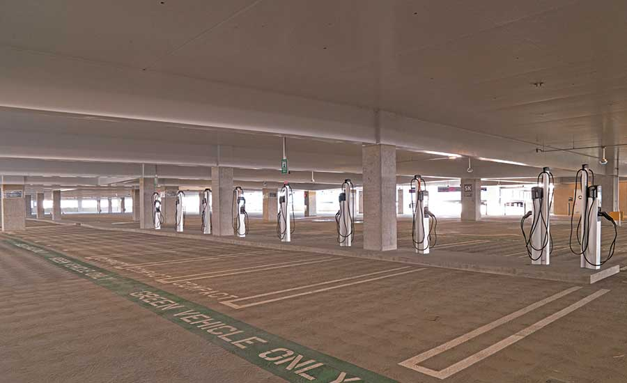 SFO Long-Term Parking Garage 2
