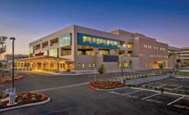 Morris Hyman Critical Care Pavilion