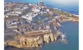 Coast Boulevard Sea Cave Emergency Stabilization