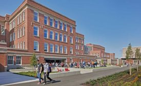 Lincoln High School Modernization