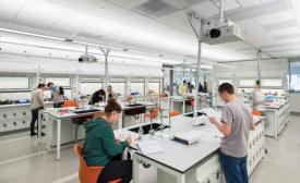The George Washington University Science & Engineering Hall