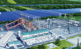 Hummel Station Power Plant
