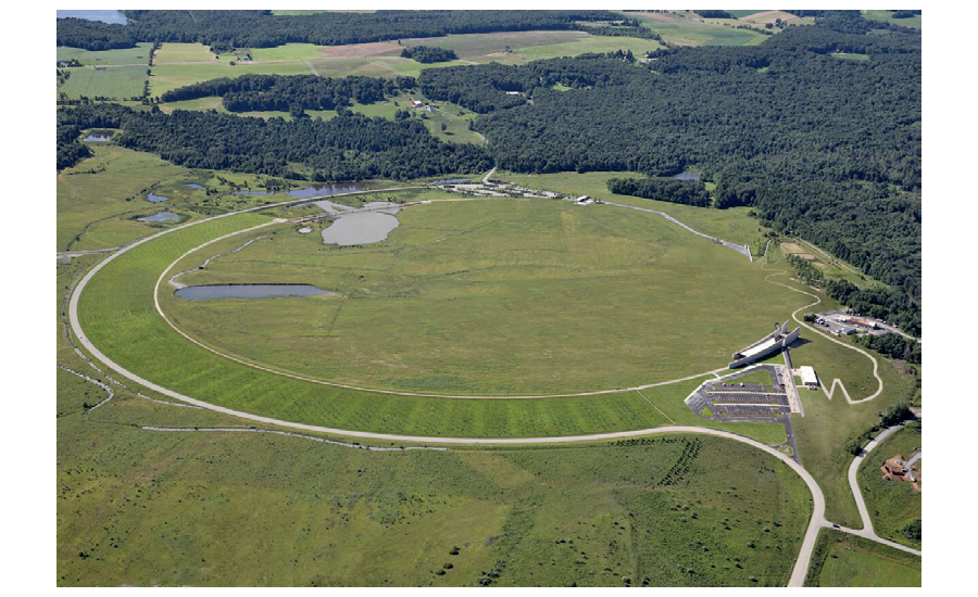 Flight 93 Memorial Plaza and Visitor Center