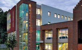 The Lab School of Washington New High School Addition