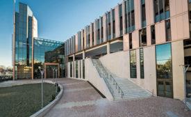UDC Student Center exterior